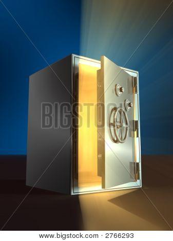 Eröffnung Safe