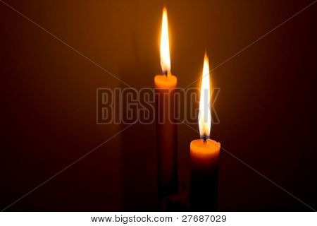 Burning Two Candles