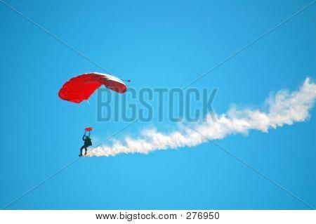 Parachute Performer