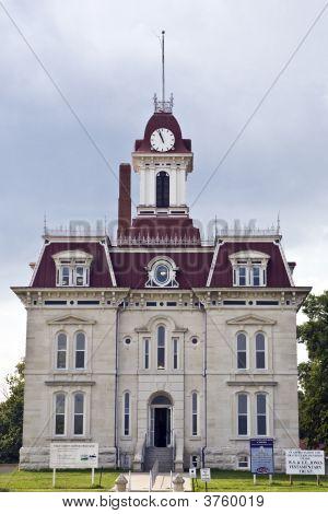Chase County Courthouse Kansas