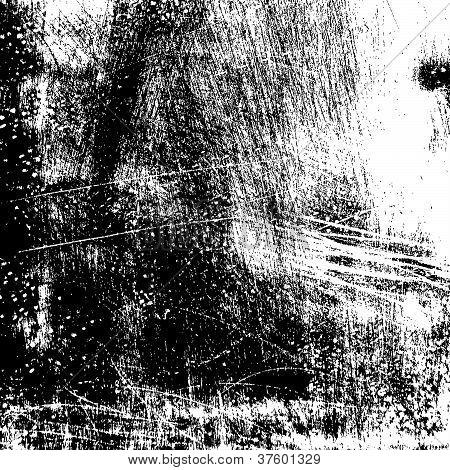 Grunge Scratched Texture