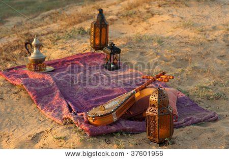 Desert Still Life