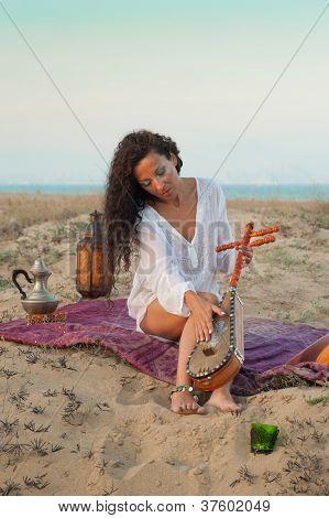 Oriental Instrument