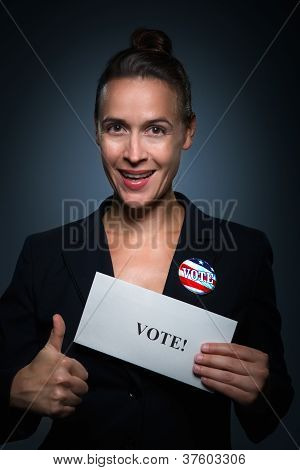 Have You Voted Yet?