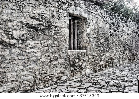 Alamo Wall
