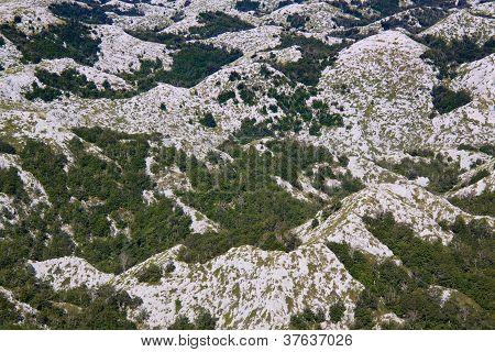 Hilltops In Biokovo Nature Park