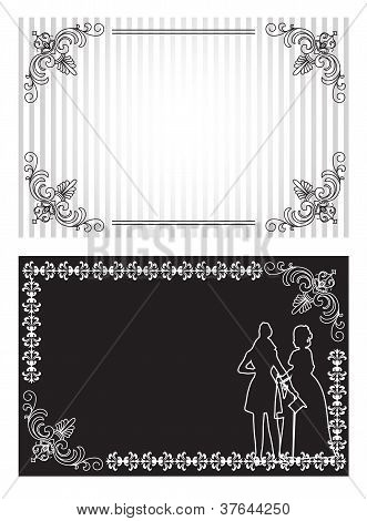 Invitation Card Set