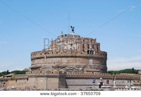 The Mausoleum of Hadrian