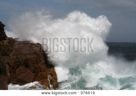 Waves Breaking On Cape Of Good Hope 11105 Fixed