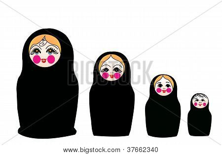 matrushka converted to islam