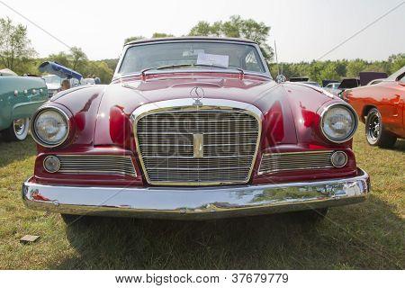 1964 Studebaker Gt Hawk Front Low View