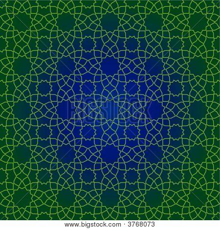 Traditional Islamic Pattern