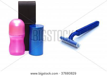 Sistema de afeitado