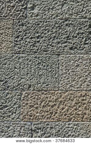 Stone Blocks Wall