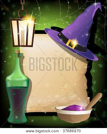 Halloween Magic Accessories