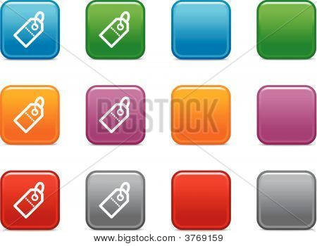 Color Buttons With Price Icon