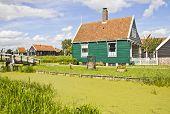 Постер, плакат: Голландский сельской местности