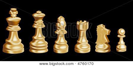 Golden Chess