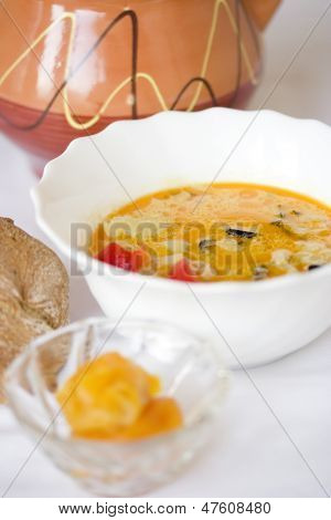Moroccan Vegetarian Tagine