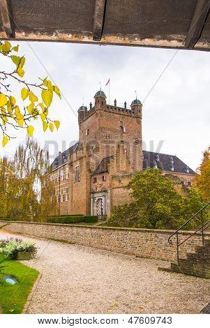 Castle Huis Bergh, 's-heerenberg, Gelderland, Netherlands