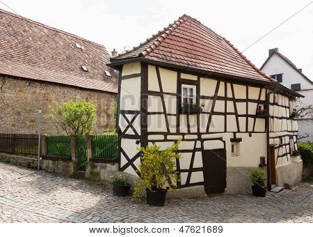 City Or Old Town Of Bad Wimpfen Germany