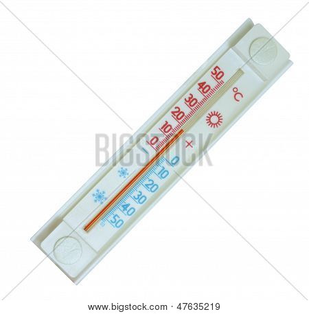 A Thermometer That Can Be Used For Measurement Of The Temperature