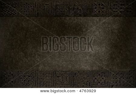 Darken Texture With Medieval Ornaments