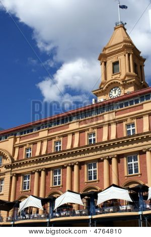 Customs House, Auckland