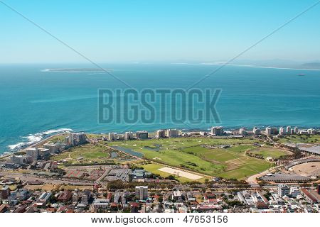 View Of Mouille Point
