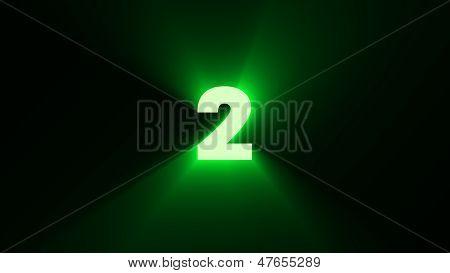 Green Flare 2