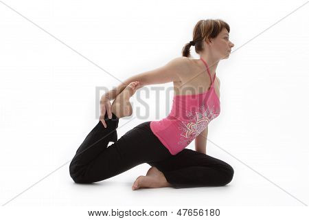 Stretching Of Foot