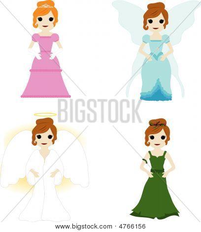 Fairy Tale Girls