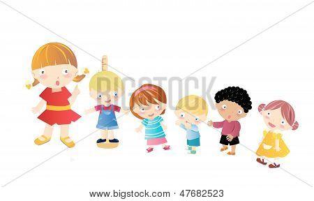 height children