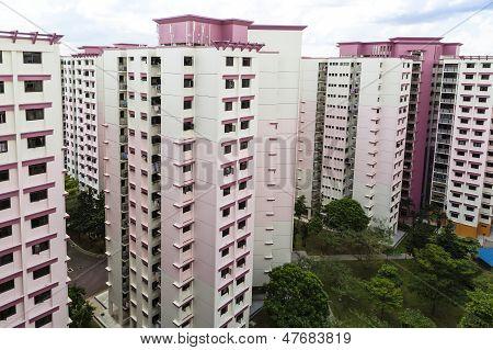 Pink Residential Estate