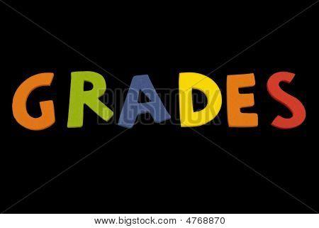 Word Grades