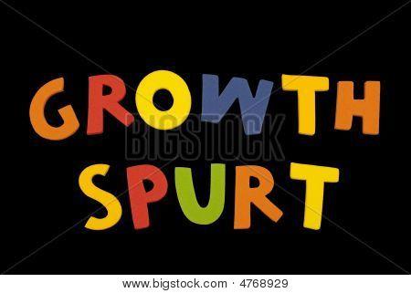 Word Growth Spurt