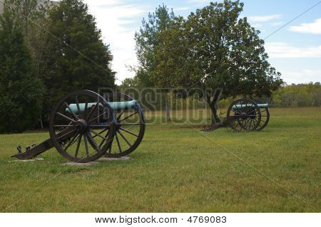 Civil War Canons