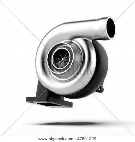 Metal Turbocharger