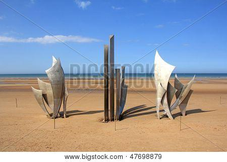 Memorial Omaha Beach