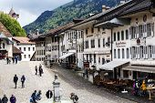 Gruyere Historic Alpine City