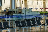 Nobody In International Airport Of Israel On Saturday (shabbat)