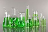 stock photo of reagent  - Test - JPG