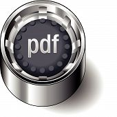 Rubber-button-round-document-file-type-pdf