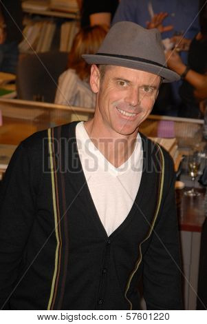 C. Thomas Howell at the Criminal Minds 100th Episode Party. Quixote Studios, Los Angeles, CA. 10-19-09
