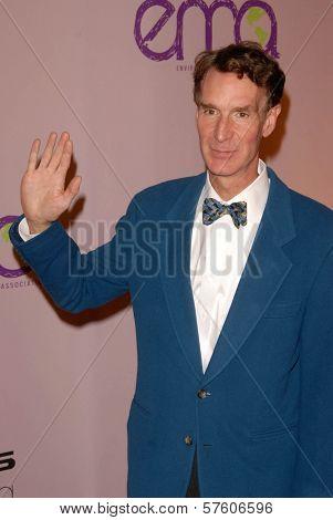 Bill Nye at the 2009 Environmental Media Association Awards. Paramount Studios, Los Angeles, CA. 10-25-09