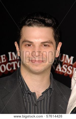 Samm Levine  at the AFI Fest Gala Screening of