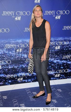 Gabrielle Reece at the Jimmy Choo For H&M Collection, Private Location, Los Angeles, CA. 11-02-09