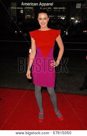 Madeline Zima at the AFI Fest Gala Screening of
