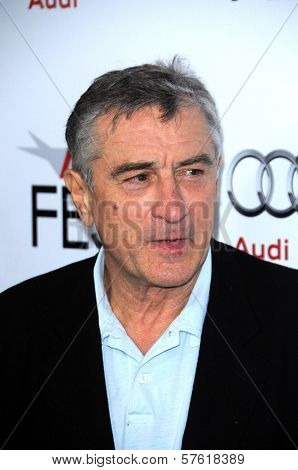 Robert De Niro at the AFI Fest 2009 Screening of 'Everybody`s Fine,' Chinese Theater, Hollywood, CA. 11-3-09