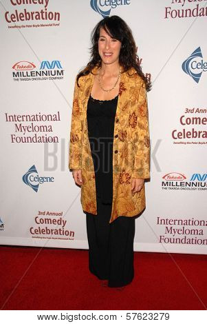 Maggie Wheeler at the International Myeloma Foundation's 3rd Annual Comedy Celebration for the Peter Boyle Memorial Fund, Wilshire Ebell Theater, Los Angeles, CA. 11-07-09
